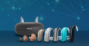 how to pair oticon hearing aids