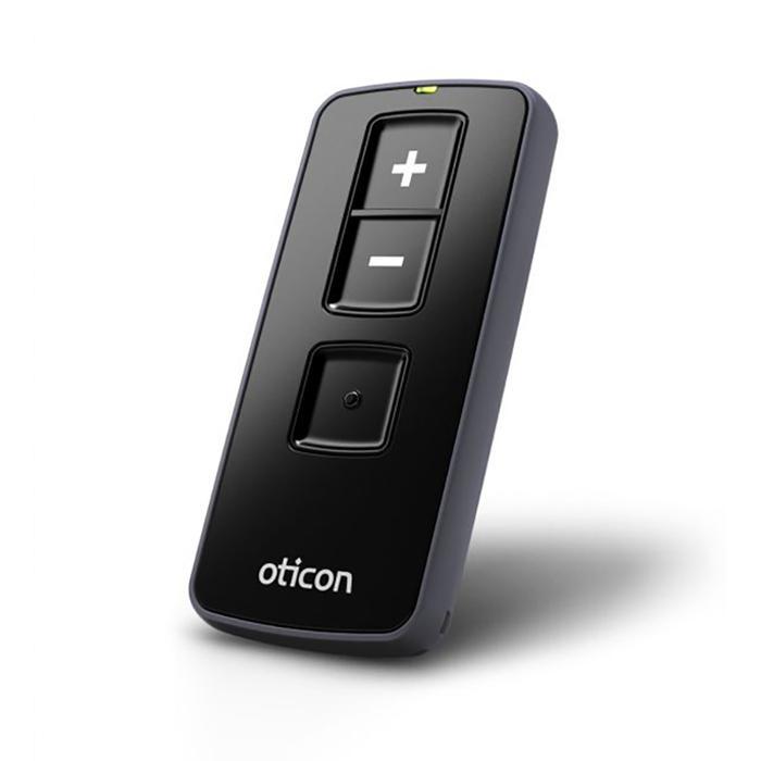 oticon remote